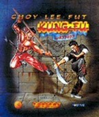 Choy Lee Fut Kung Fu Warrior box cover
