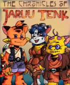 Chronicles of Jaruu Tenk, The box cover