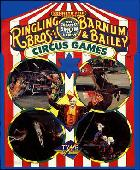 Circus Games box cover