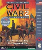 Civil War Generals 2 box cover