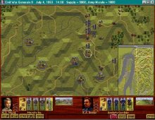Civil War Generals 2 screenshot