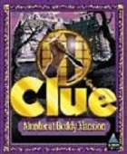 Clue: Murder at Boddy Mansion box cover
