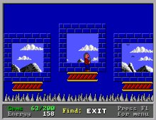 Clyde's Revenge screenshot