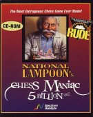 Chess Maniac 5 Billion and One box cover
