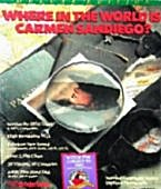 Where in The World is Carmen Sandiego? Deluxe Edition box cover