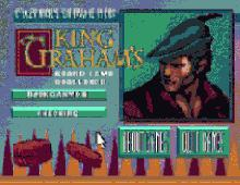 Crazy Nick's Pick: King Graham's Board Game Challenge screenshot