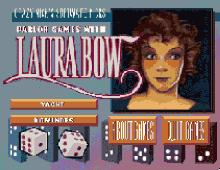 Crazy Nick's Pick: Parlor Games with Laura Bow screenshot