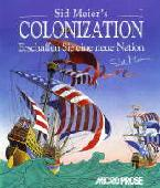 Colonization for Windows box cover