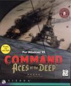 Command Aces of The Deep box cover