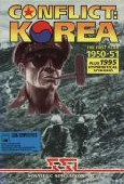 Conflict: Korea box cover