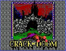 Crack of Doom screenshot