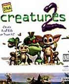 Creatures 2 Deluxe Edition box cover