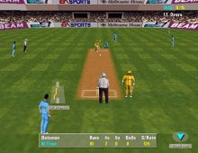 Cricket 97 screenshot