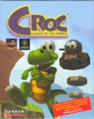 Croc: Legend of the Gobbos box cover