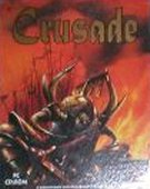 Crusade, The box cover