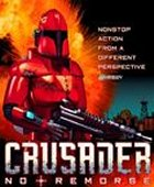 Crusader: No Remorse box cover