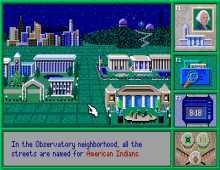 C.Y.P.H.E.R. Operation U.S. Presidents screenshot