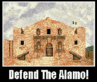 Defend The Alamo box cover