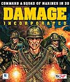Damage Incorporated box cover
