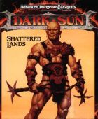 Dark Sun: Shattered Lands box cover