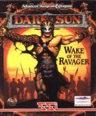 Dark Sun: Wake of The Ravager box cover