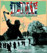 D-Day: The Beginning of The End box cover