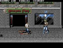 Double Dragon III: The Rosetta Stone screenshot