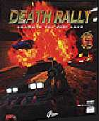 Death Rally box cover