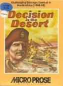 Decision in the Desert box cover