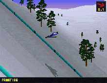 Deluxe Ski Jump 2.0 screenshot
