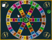 Deluxe Trivial Pursuit screenshot