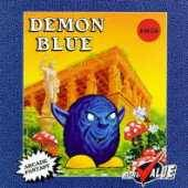 Demon Blue box cover