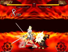 Destruction Desire screenshot