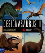 Designasaurus II box cover