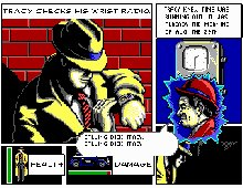 Dick Tracy: The Crime Solving Adventure screenshot