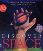Discover Space box cover