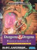 Dungeons & Dragons: Warriors of the Eternal Sun box cover
