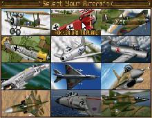 Dogfight: 80 Years of Aerial Warfare screenshot