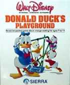 Donald Duck's Playground box cover