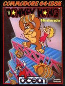 Donkey Kong box cover
