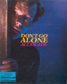 Don't Go Alone box cover