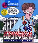 Doonesbury Election Game: Campaign '96 box cover