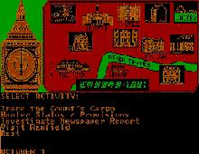 Dracula in London screenshot
