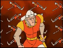 Dragon's Lair: Escape from Singe's Castle screenshot