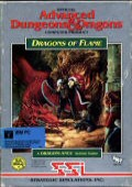 Dragons of Flame box cover
