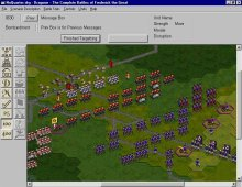 Dragoon: The Complete Battles of Frederick The Great screenshot