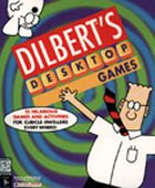 Dilbert's Desktop Games box cover