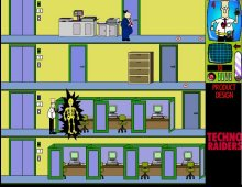 Dilbert's Desktop Games screenshot