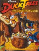 Duck Tales: Quest for the Gold box cover