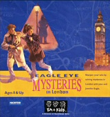 Eagle Eye Mysteries in London box cover